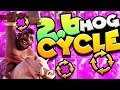 THIS 2.6 HOG CYCLE DECK IS...