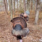 First turkey hunt took 10 minutes!