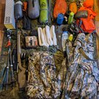 Utah backcountry muley loadout