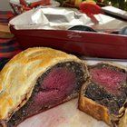 I made venison wellington for Christmas dinner. It was fantastic.
